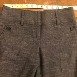 EUC Grey Women's Dress Pants Size 1